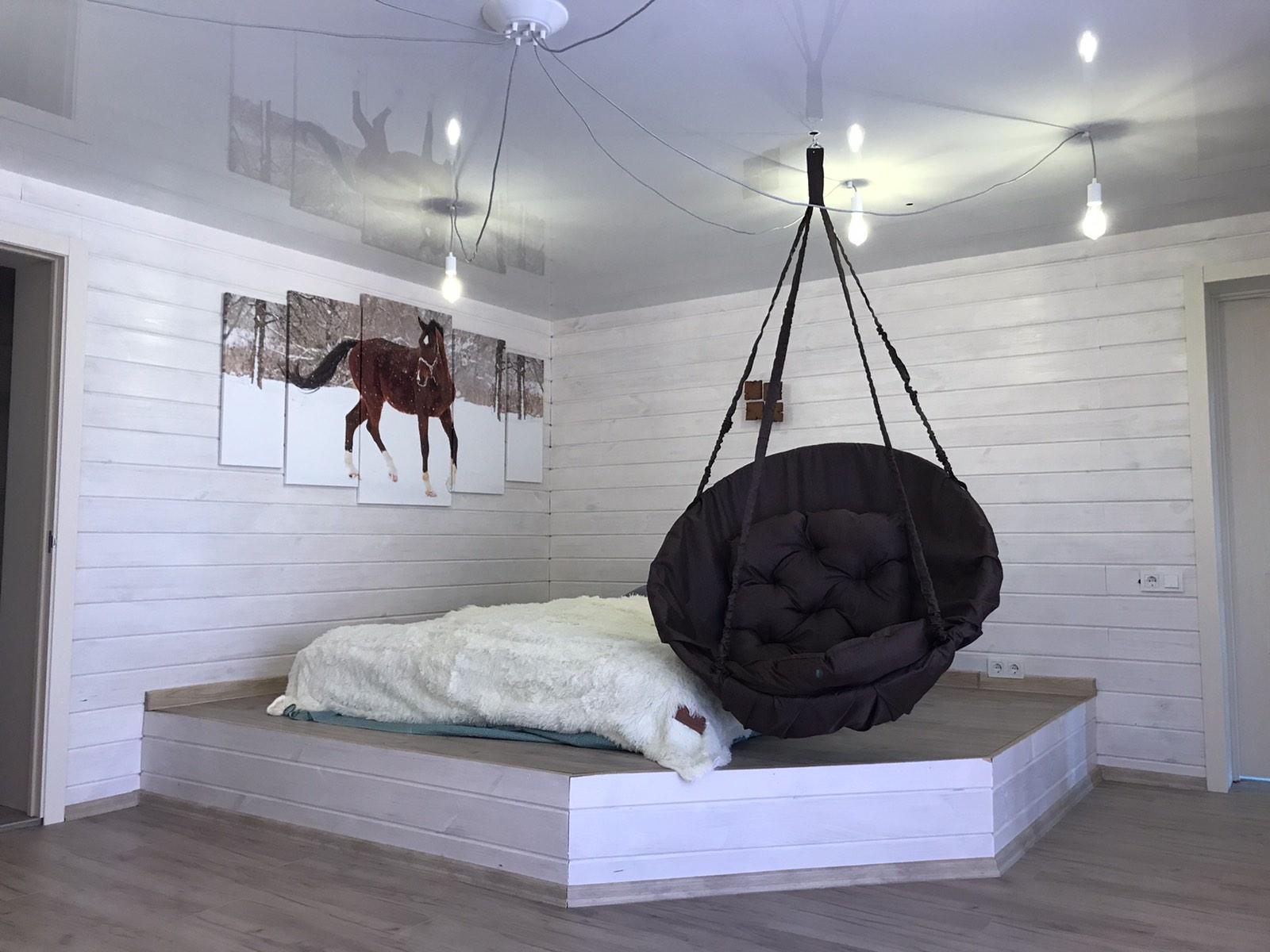 Будинок Каюра : Північна спальня